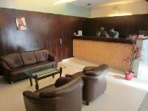 Hotel Shilpa Residency: reception