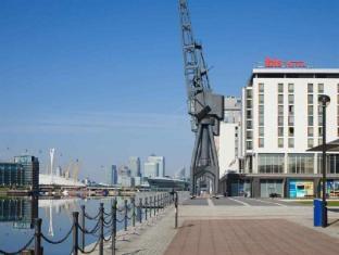 倫敦碼頭區伊克賽爾宜必思旅館