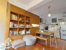 Sanzhi Little White House: interior