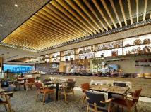 Island Pacific Hotel: restaurant