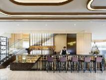 Island Pacific Hotel: pub/lounge