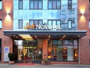 柏林市波茨坦廣場諾富特套房飯店