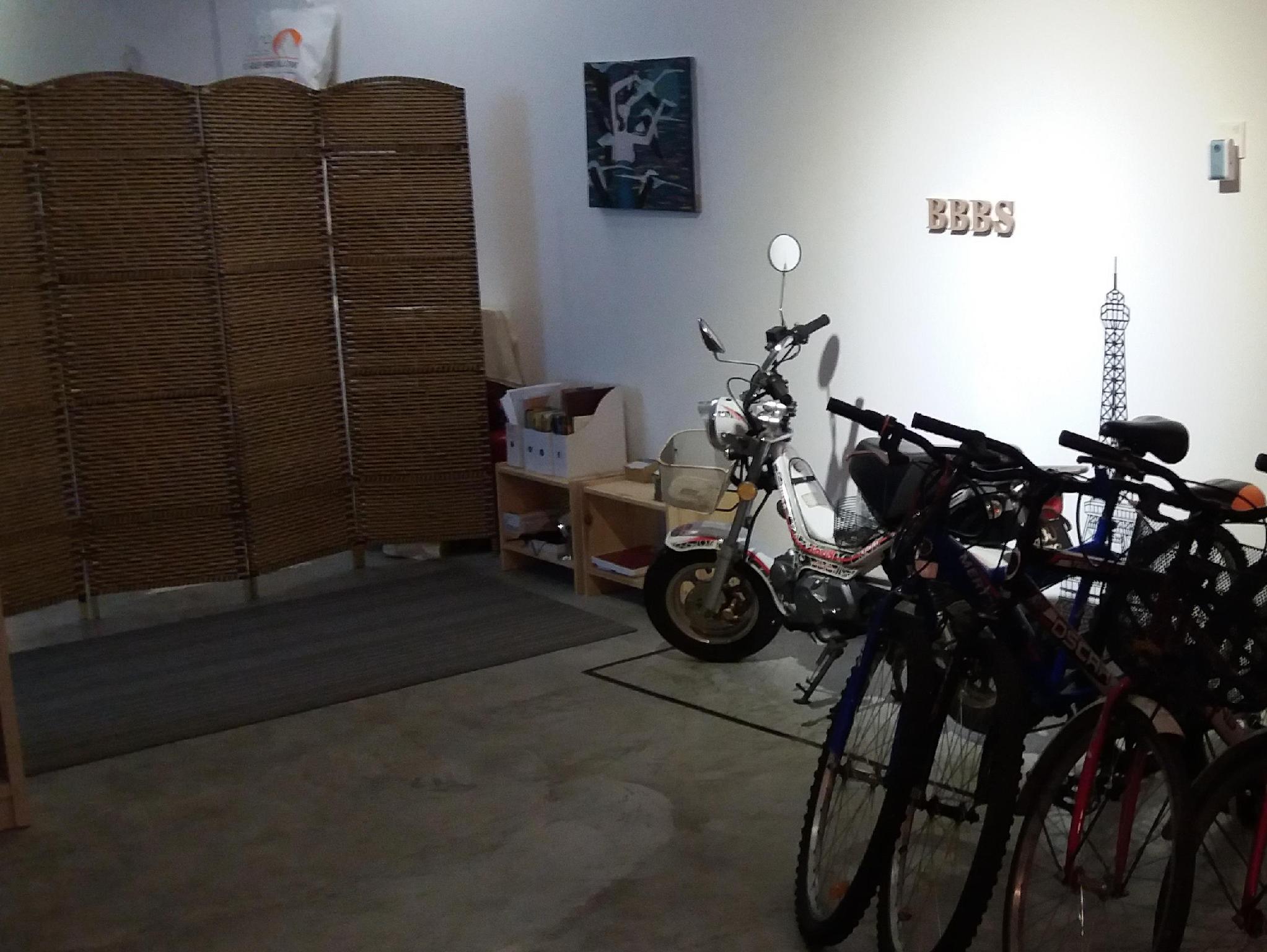 ベッド アンド バイク バックパッカーズ スタジオ15