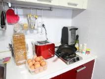 Goong Guesthouse Gwanghwamun: kitchen