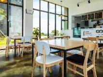 Etier Resort: restaurant