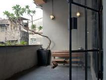 Sonstay Hotel: balcony/terrace