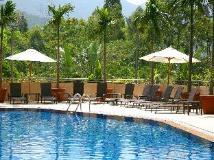 Royal Park Hotel: swimming pool