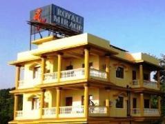 Hotel Royal Mirage Boutique Morjim | India Budget Hotels