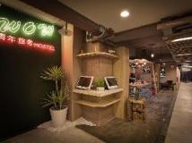 Ximen Wow Hostel: interior