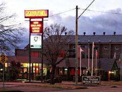 Australia Hotel Booking   New England Motor Lodge