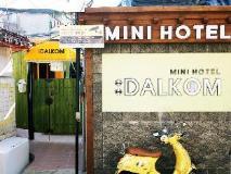 Mini Hotel DALKOM Dongdaemun: front door