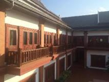 SiviLay Hotel: balcony/terrace