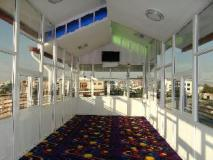 Yadanar Yoma Inn: balcony/terrace