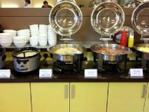 Goodstay Eco Hotel: buffet