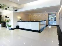 Goodstay Eco Hotel: reception