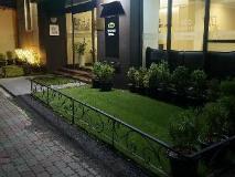 Goodstay Eco Hotel: garden