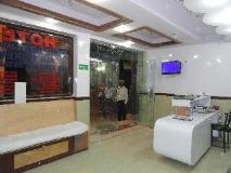 Hotel Venus Deluxe: entrance