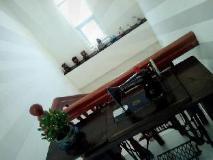Sen-Huo Hostel: interior