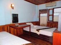 Luang Prabang Old Centre House: guest room