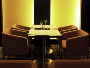 蒂尔加滕诺富特酒店 柏林 - 餐厅