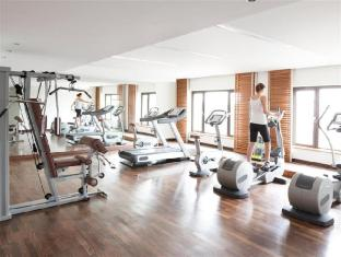 蒂尔加滕诺富特酒店 柏林 - 健身房