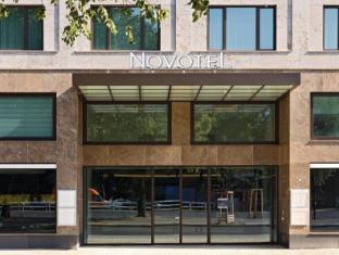 Novotel Berlin Am Tiergarten Hotel Berliin - Hotelli välisilme