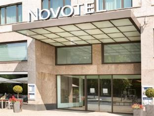 Novotel Berlin Am Tiergarten Hotel برلين - المظهر الخارجي للفندق