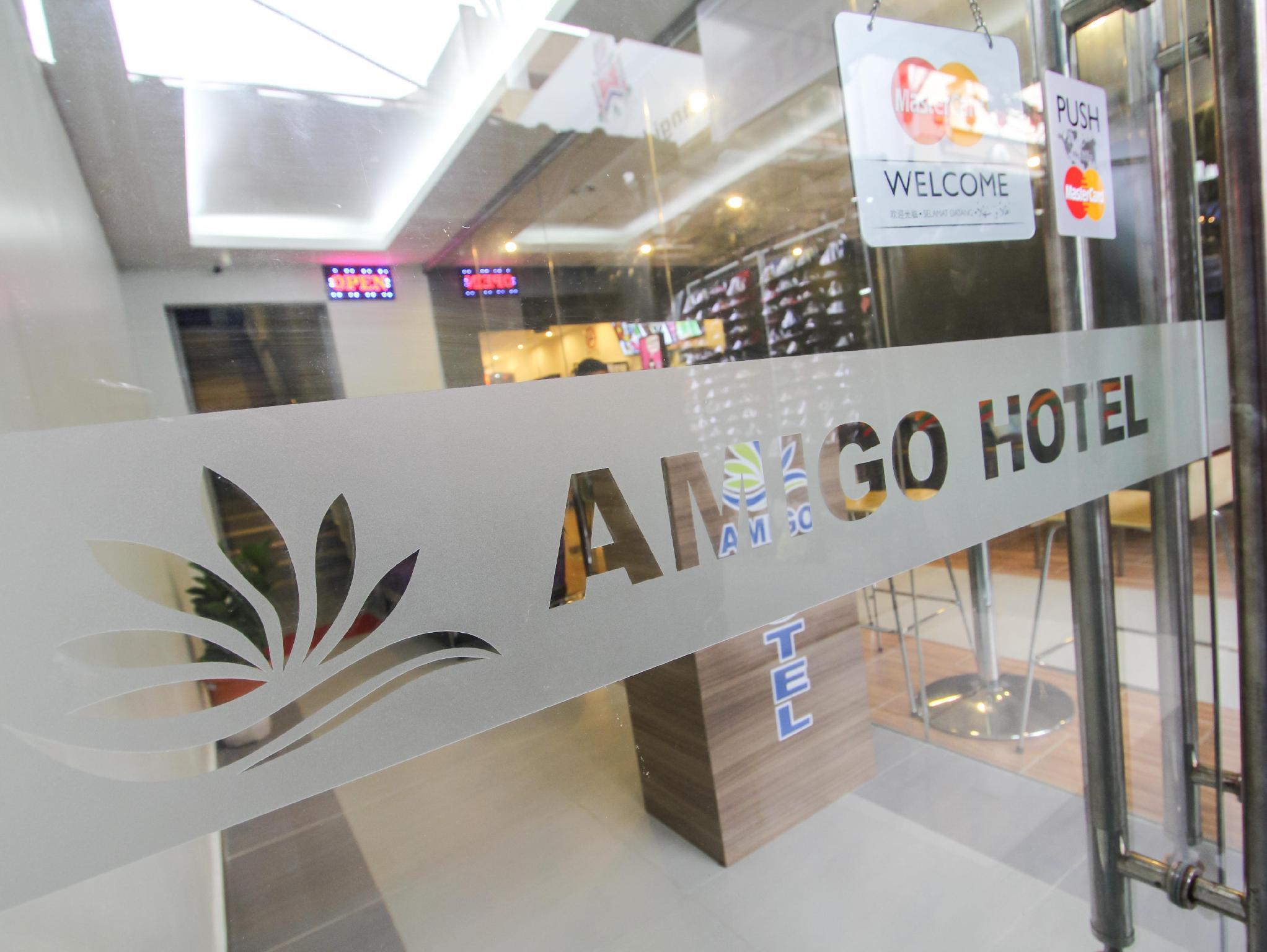 アミーゴ ホテル4