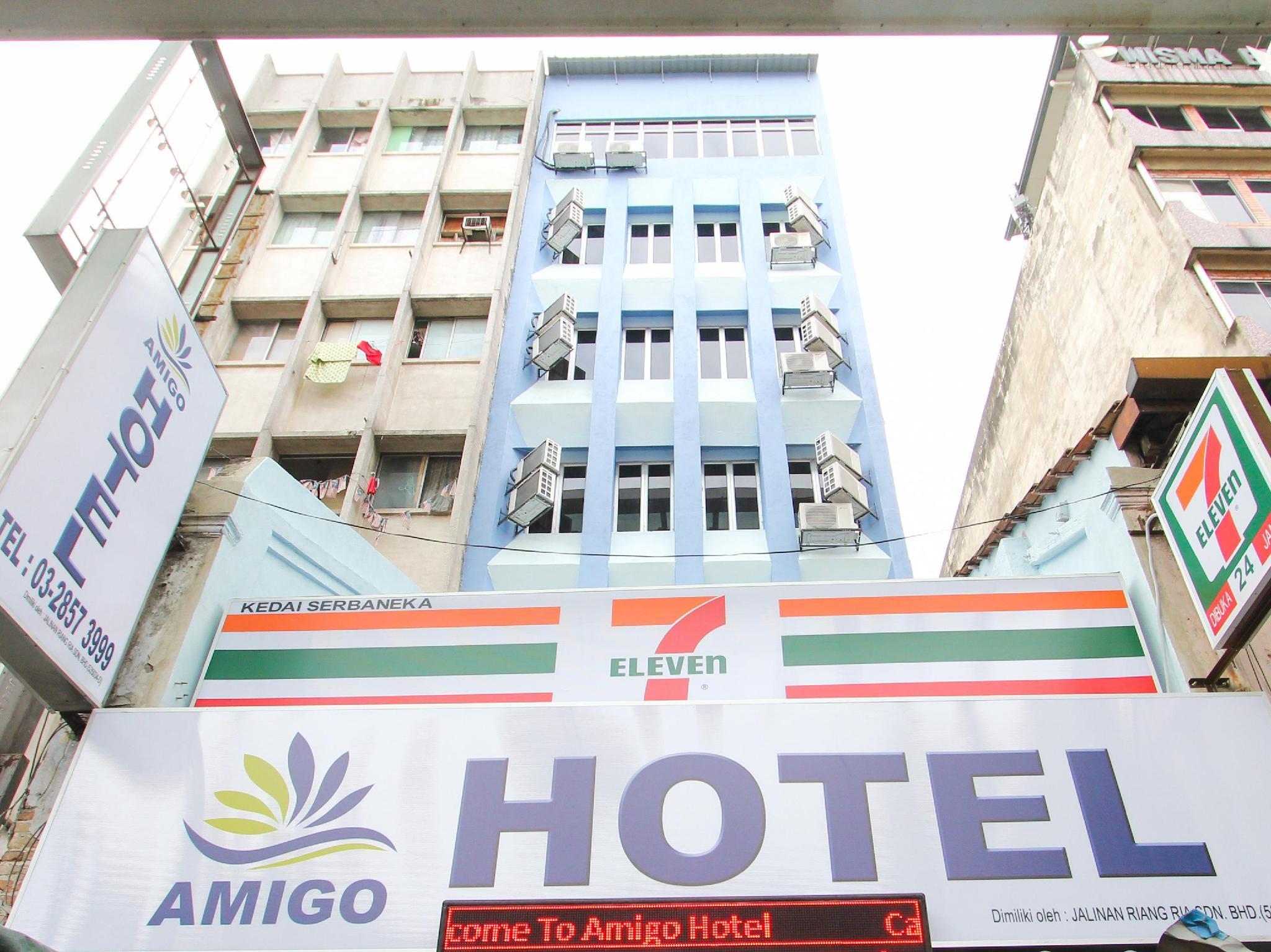 アミーゴ ホテル9