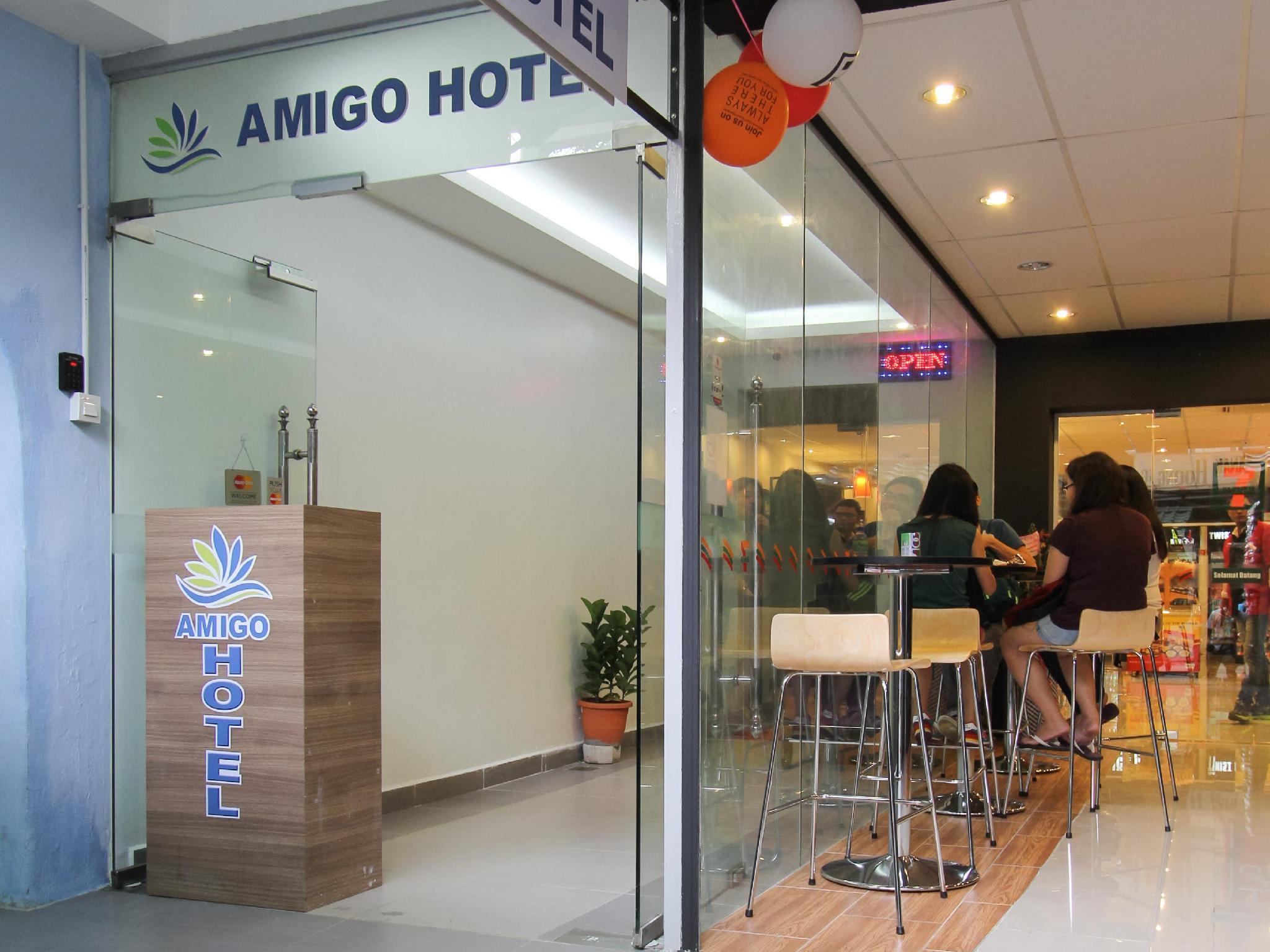 アミーゴ ホテル10