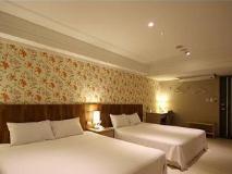 Li Hao Hotel: guest room