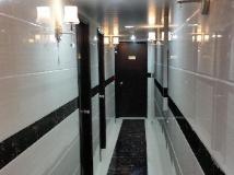 Sydney Hostel: interior