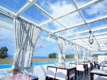 Ocean Paradise Resort: restaurant