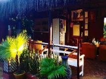 Nay Min Thar Hotel: balcony/terrace