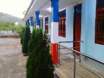 Zay Yar Thein Gi Hotel: balcony/terrace