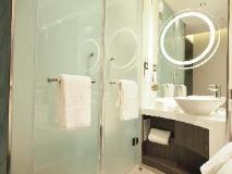 A Hotel: bathroom