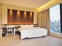A Hotel: suite room