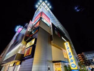 Super Hotel Tozaisen Ichikawa Myoden-Ekimae