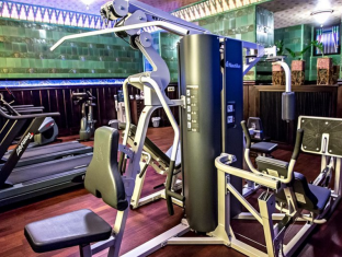 Art Deco Imperial Hotel Prague - Fitness Room