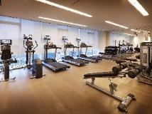 Shilla Stay Jeju Hotel: fitness room