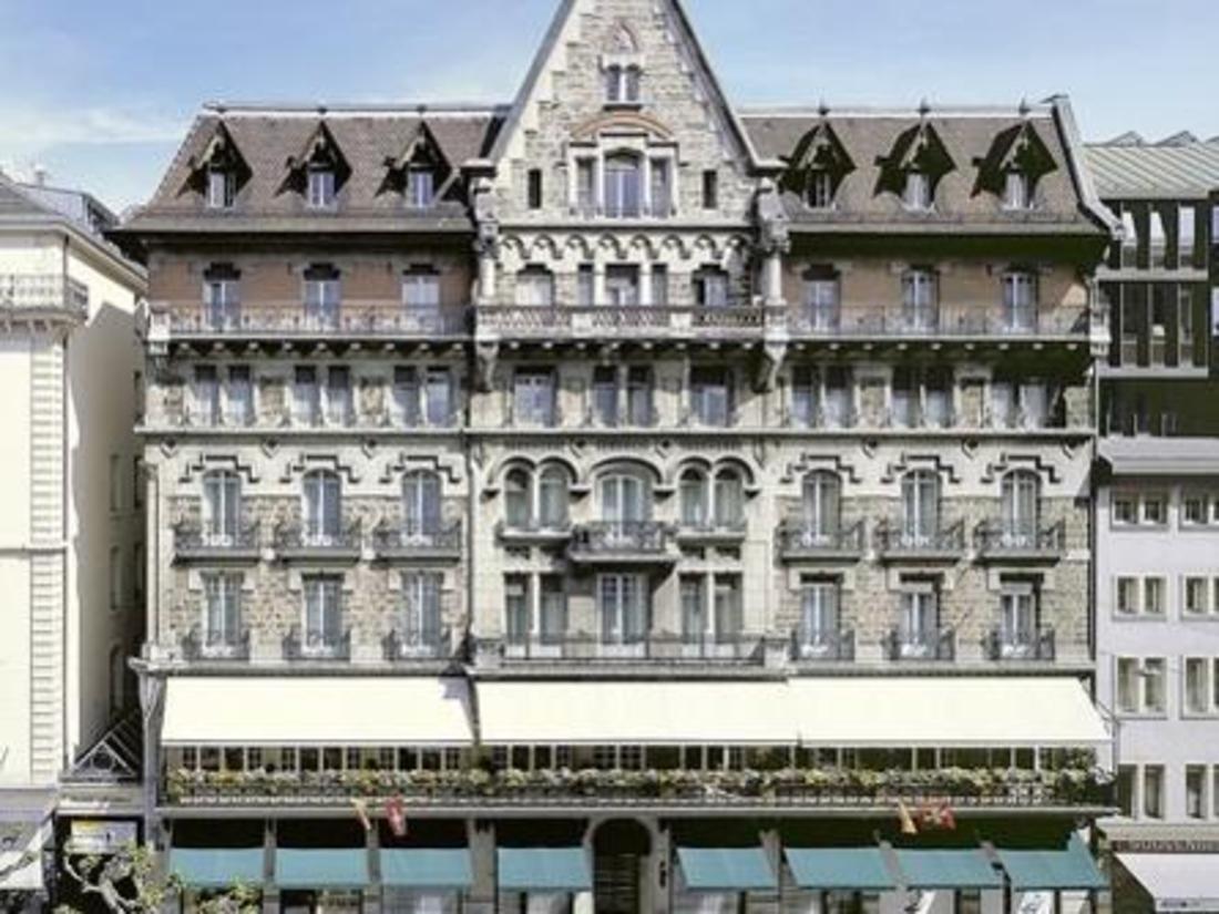 Ngoại cảnhkhách sạn