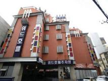 Goodstay with Hotel: exterior