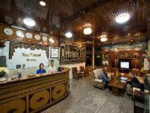 Mann Myanmar Inn: reception