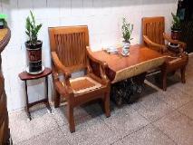 Mann Myanmar Inn: lobby