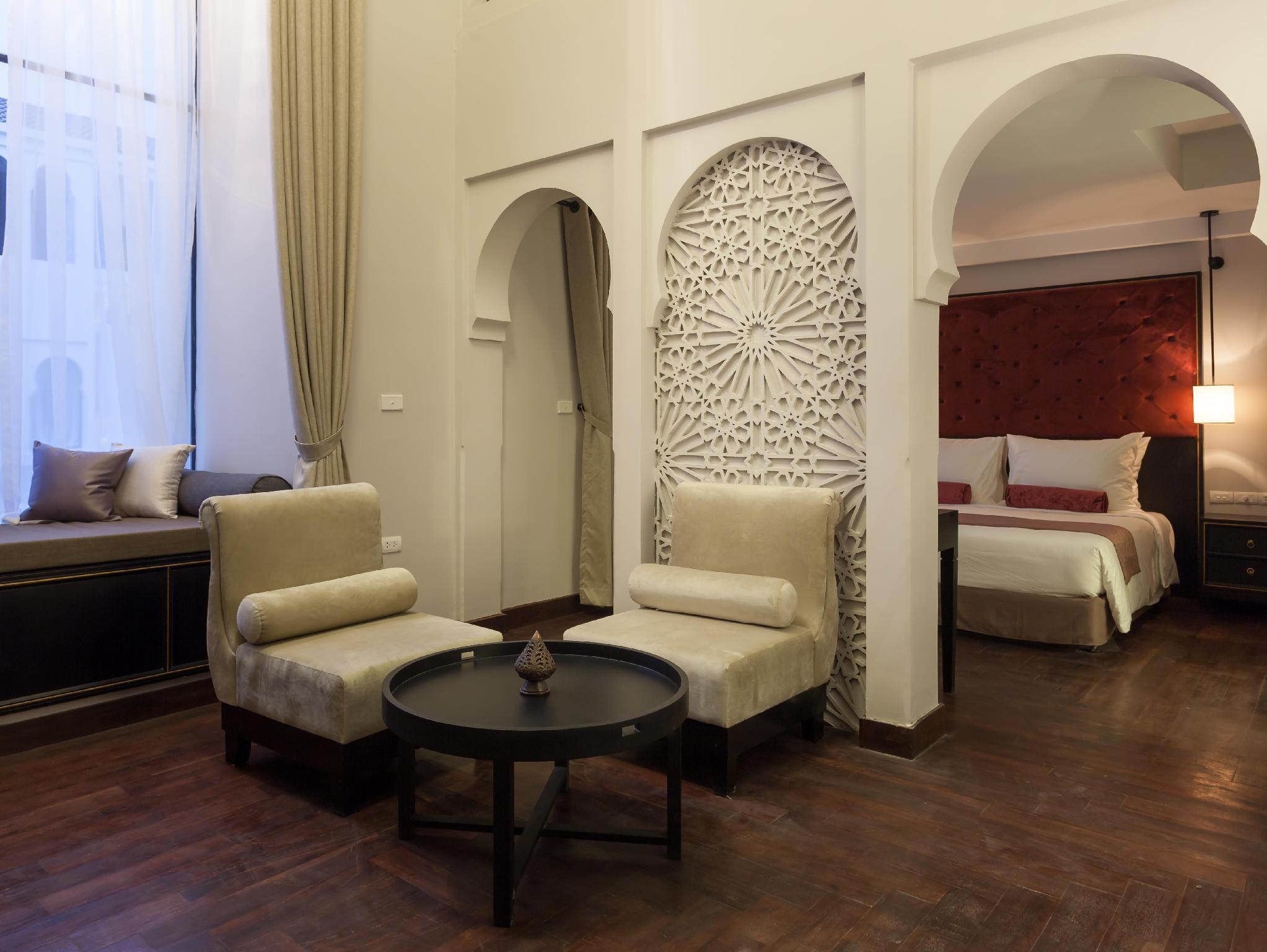 Sarai Resort and Spa8