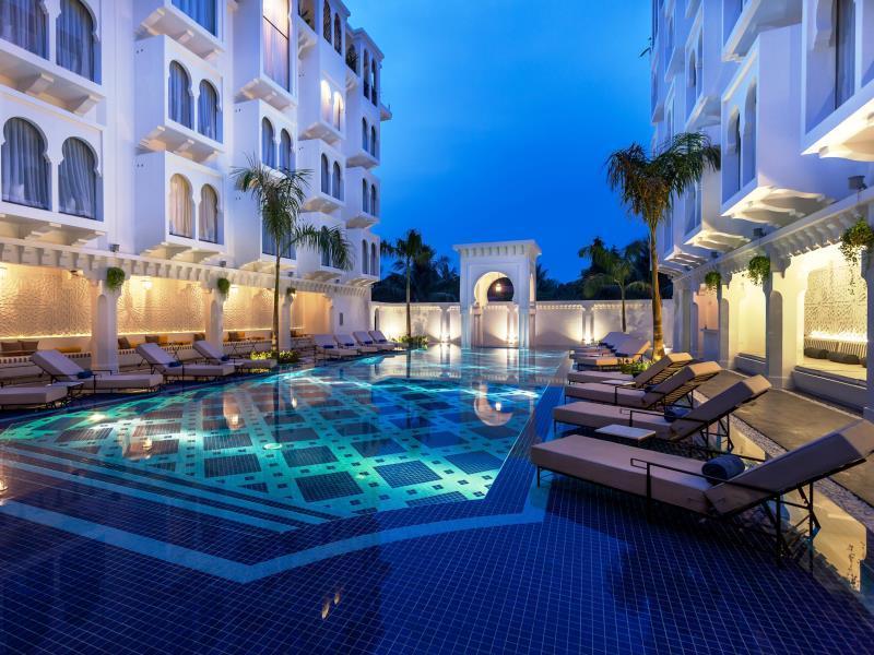 Sarai Resort and Spa34