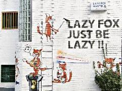 Hongdae Lazy Fox Hostel In Seoul | South Korea Hotels Cheap