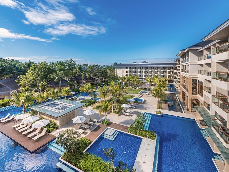 Henann Resort Alona Beach9