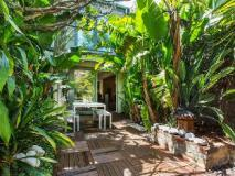 Apartment2c Tribeca: garden
