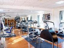 Kingdom Hotel: fitness room